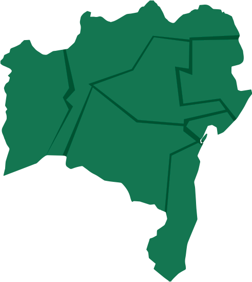 Encontre o posto de atendimento da Defensoria Pública da Bahia no mapa