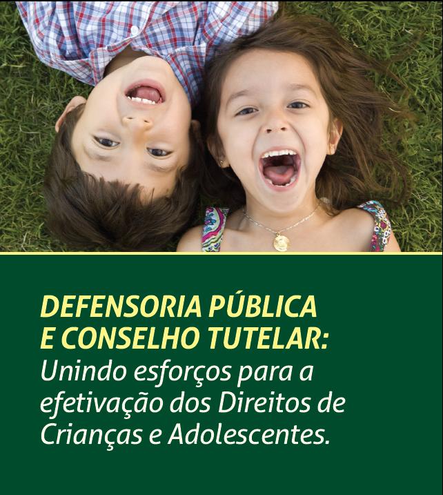 Cartilha – Direitos de Crianças e Adolescentes