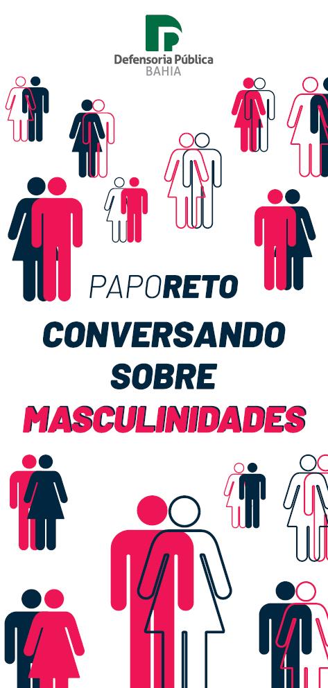 Folder Conversando Sobre Masculinidades