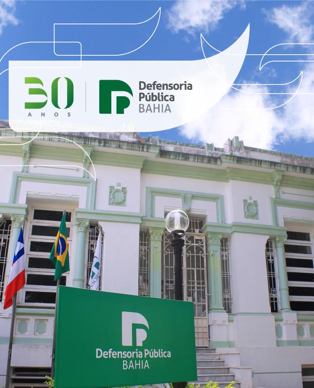 Livro 30 anos da Defensoria Pública do Estado da Bahia