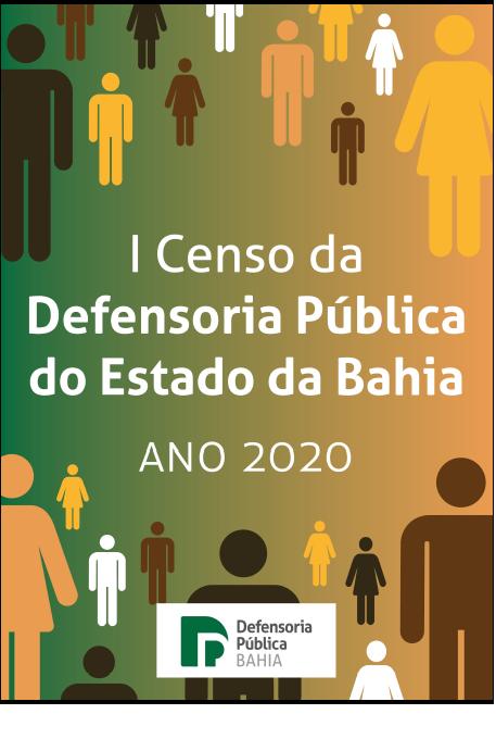 Relatório – I CENSO DA DPE/BA