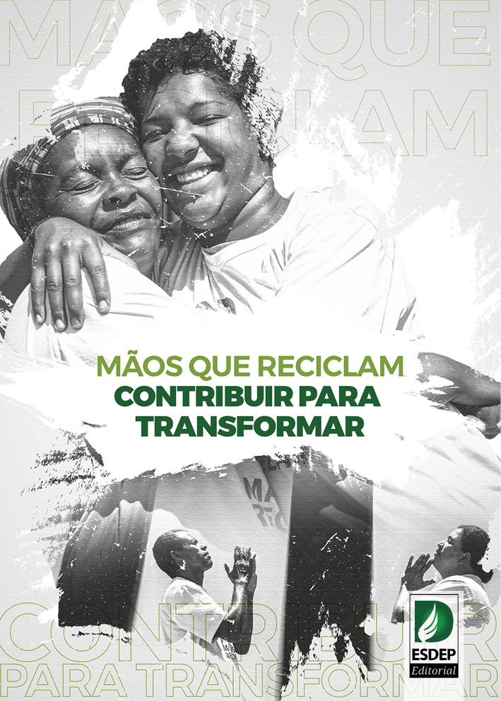 Cartilha – Mãos que Reciclam: Contribuir para transformar